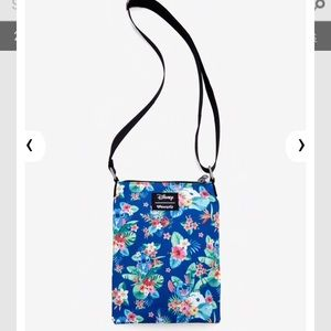 Loungefly Disney Lilo And Stitch Crossbody Bag New